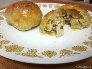 Chicken Pastry Pockets